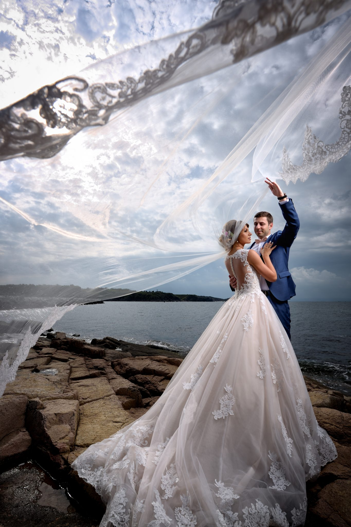 Swept Away | Denny | Demetrios Real Brides