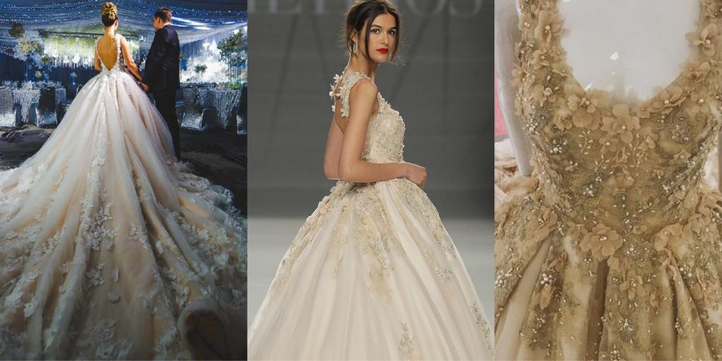 Anastasiawedding gown