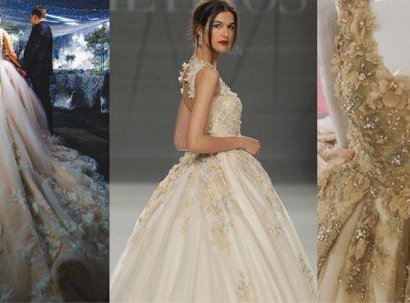 Anastasia wedding gown #MyDemetrios