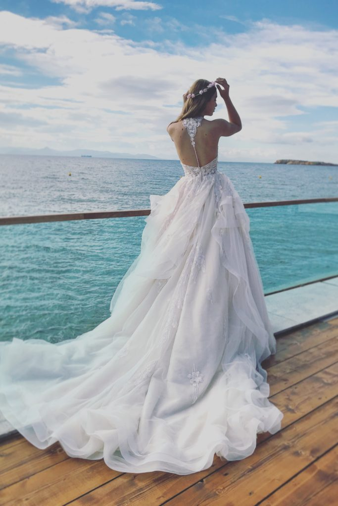 Cosmobella 2020 wedding dress