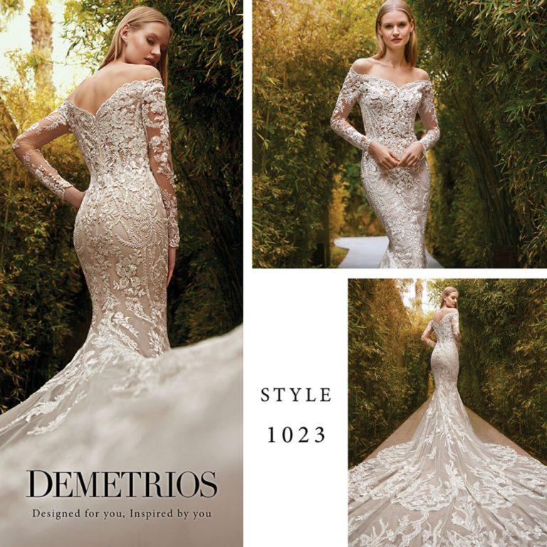 DEMETRIOS Collection Style 1023