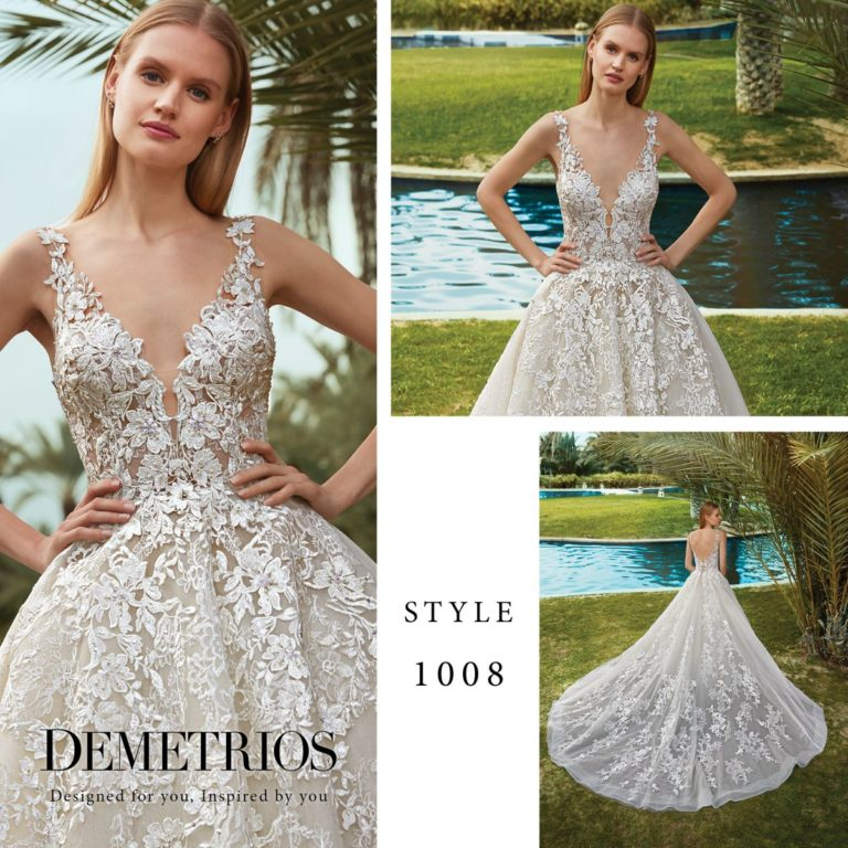 DEMETRIOS Collection Style 1008