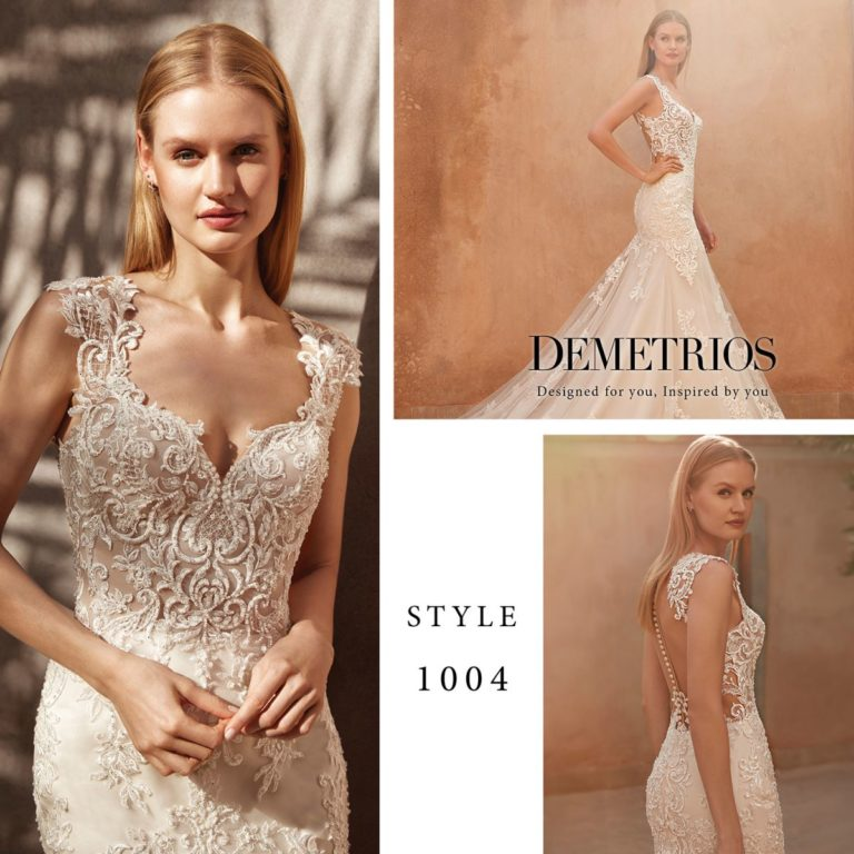 DEMETRIOS Collection Style 1004